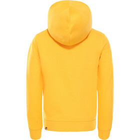 The North Face Drew Peak Pullover Hoody Kids, summit gold